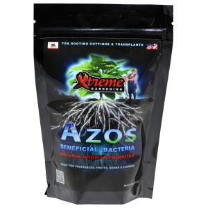 Xtreme Gardening Azos Beneficial Bacteria Natural Growth Promotor 12ea/6 oz