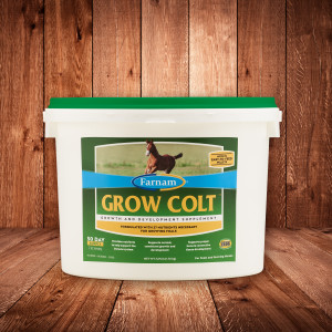 Farnam Grow Colt Growth & Development Supplement 6ea/3.75 lb, 30 Day Supply