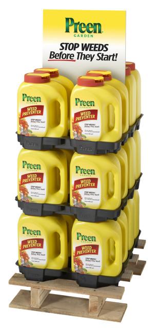 Preen Weed Preventer Quarter Pallet 24ea/5.625 lb