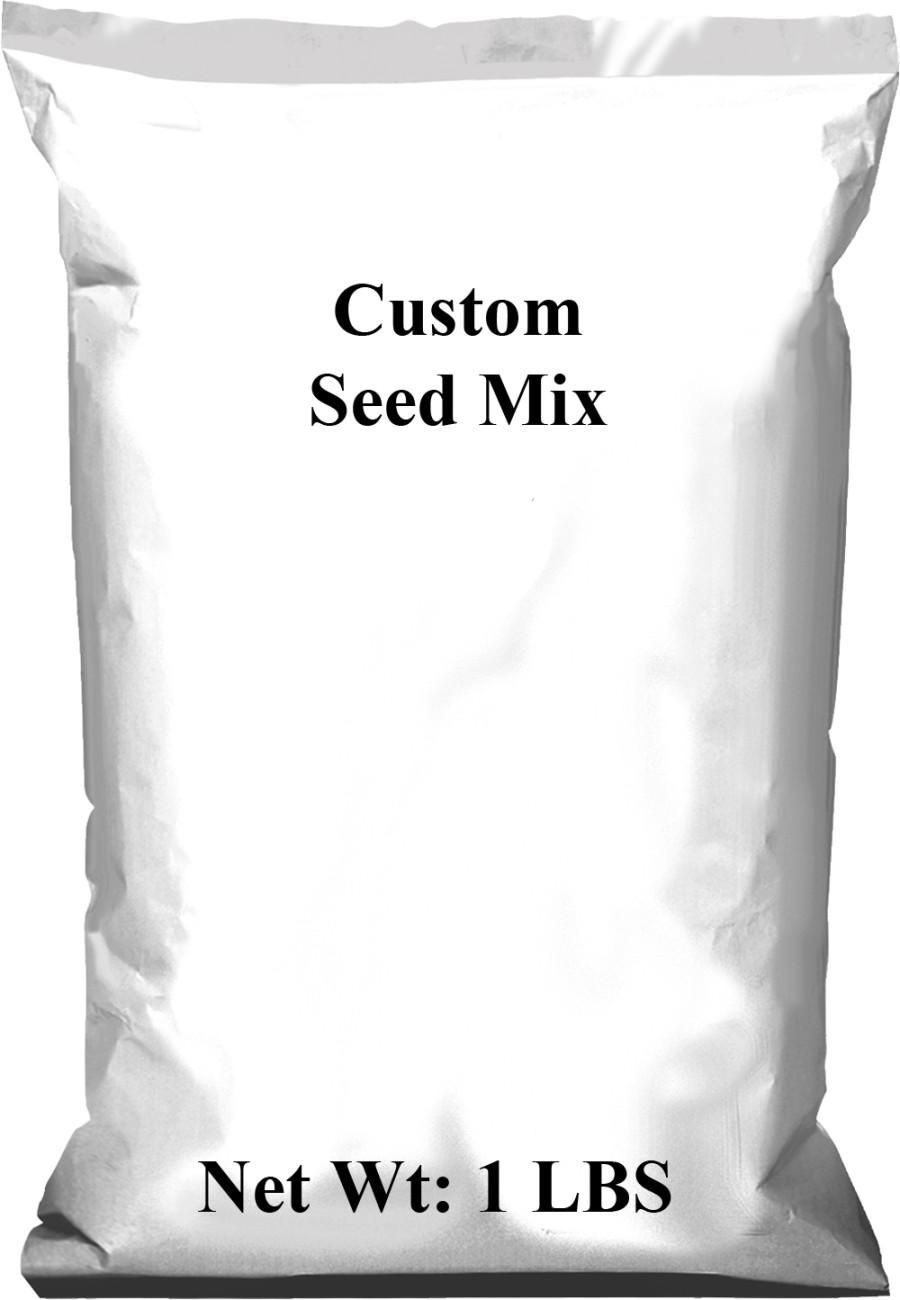 Pennington Custom Seed Mix 1ea/1 lb
