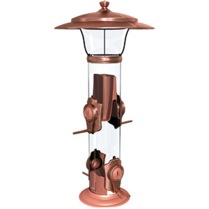 Classic Brands Stokes Select Radiant Finch Thistle Bird Feeder Brown 4ea/1.3 lb