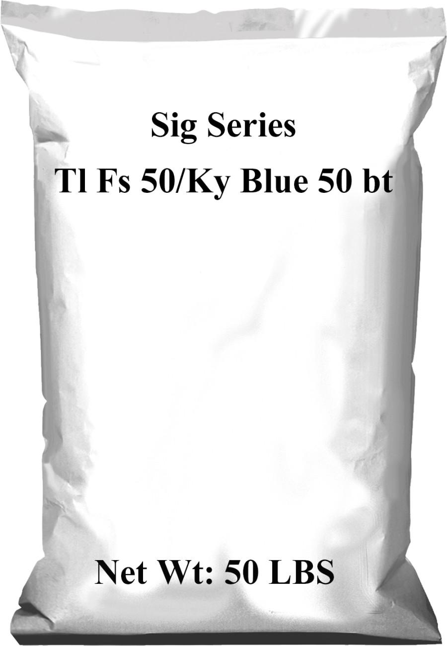 Pennington Sig Series Tl Fs 50/Ky 50 Bt Blue 1ea/50 lb