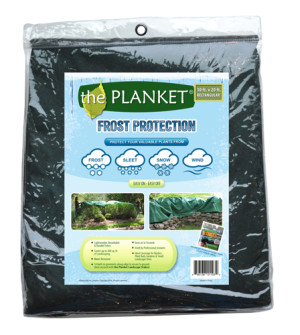 Planket Frost Protection Plant Cover 6ea/10Ftx20 ft