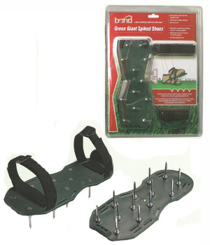 Bond Giant Spiked Aerator Shoes Green 6ea