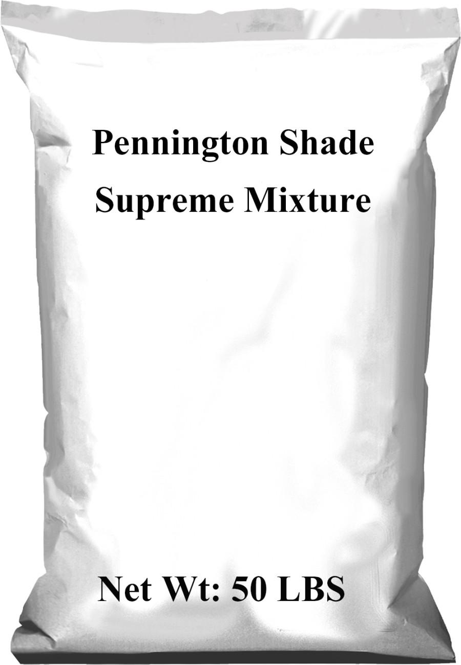 Pennington Shade Supreme Mixture 1ea/50 lb