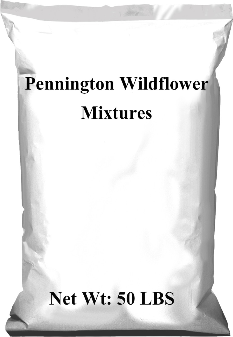 Pennington Wildflower Mixtures 1ea/50 lb