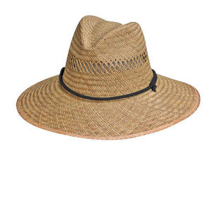 Goldcoast Sunwear Rush Safari Cord Hat Natural Natural 6ea/One Size