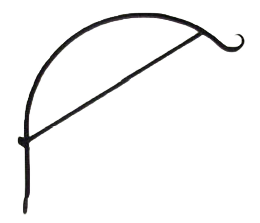 Panacea Kay Home Upturn Curved Hanger