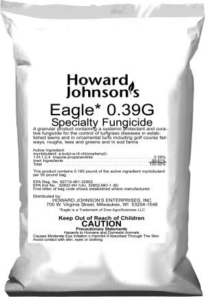 Howard Johnson Eagle .39G Active Fungicide Granular 1ea/30 lb