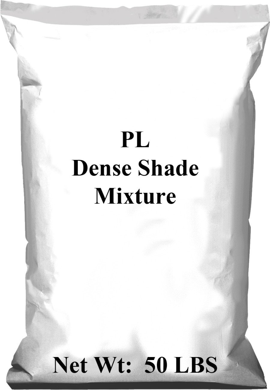 Pennington PL Dense Shade Mixture 1ea/50 lb