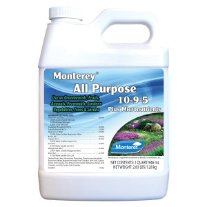 Monterey All Purpose Plus Micronutrients 10ea/32 fl oz