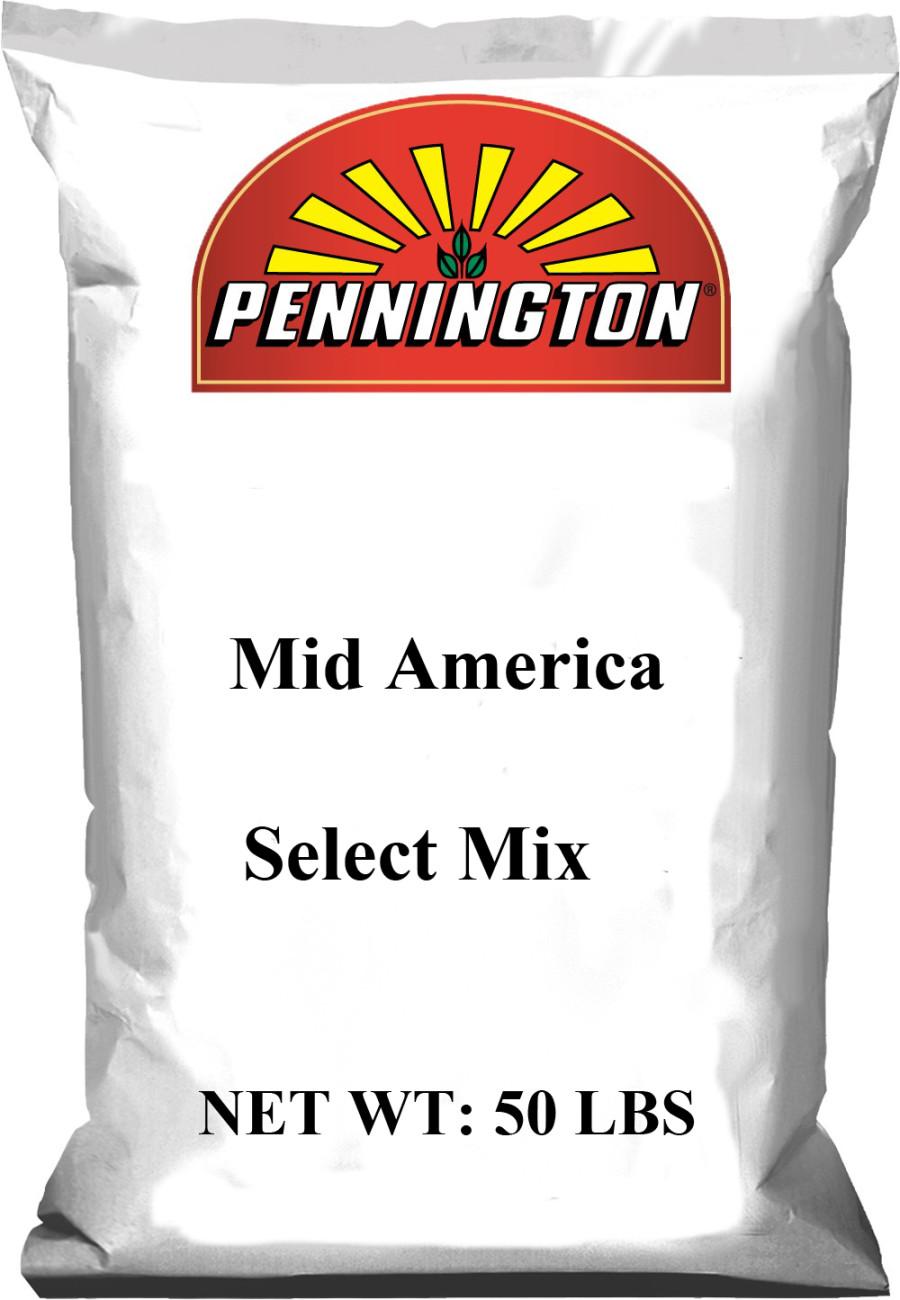 Pennington Mid America Select Mix 1ea/50 lb