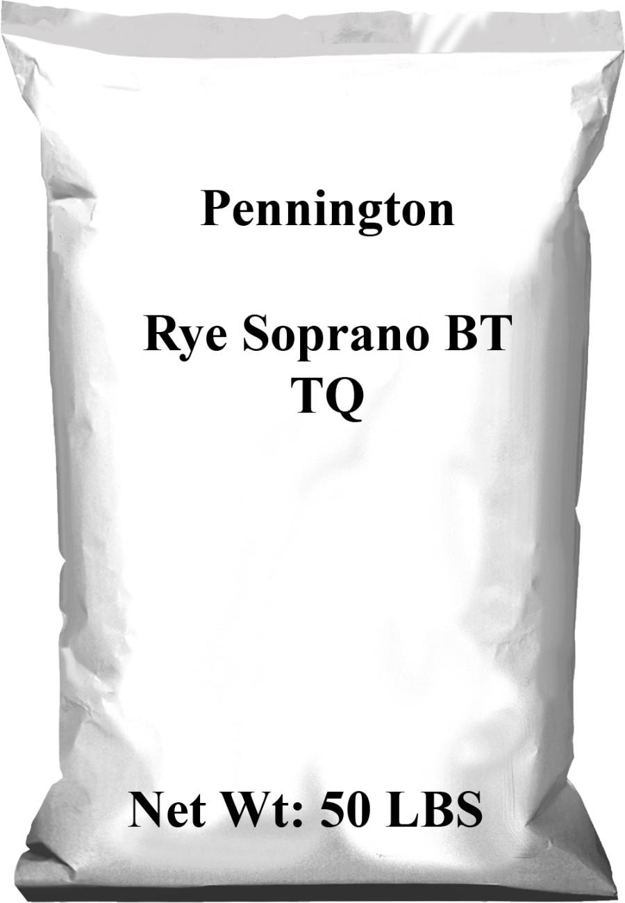 Pennington Rye Soprano Bt Tq 1ea/50 lb