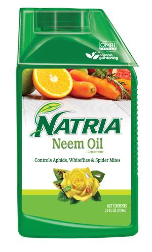 BioAdvanced Natria Neem Oil Concentrate Organic 8ea/24 fl oz