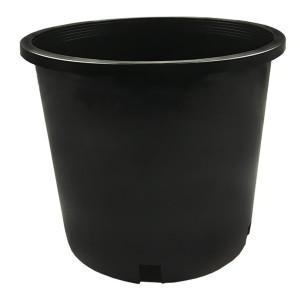 Calipot Grower Pot Black 1ea/5 gal