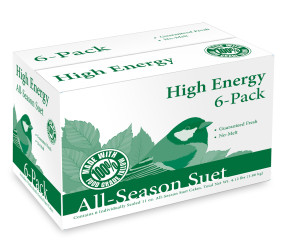 Heath Outdoor Products High Energy Birds Blend Suet Cakes 1ea/11 oz