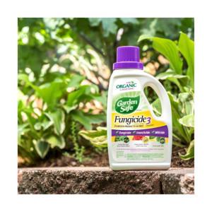 Garden Safe Fungicide3 Insecticide Miticide Concentrate Organic 6ea/20 fl oz