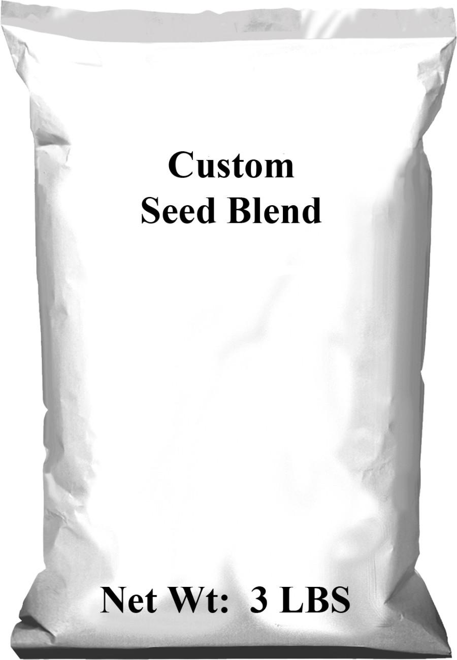 Pennington Custom Seed Blend 1ea/3 lb