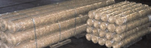 Erosion Tech Double Net Straw Blanket Natural 20ea/16Ftx112.5Ft 200 Sq Yrds