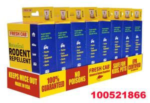 Fresh Cab Botanical Rodent Repellent Pouch 8ea/2.5 fl oz