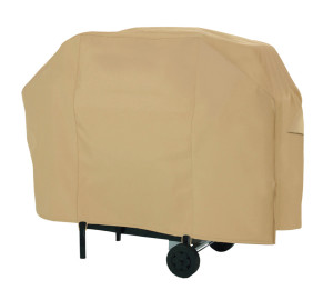 Classic Accessories Terrazzo Cart BBQ Grill Cover Sand 6ea/XLarge