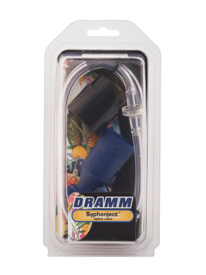 Dramm Syphonject with 170PL Water Breaker Plastic Blue 6ea/1.11 In X 2.22 In X 3.33 in