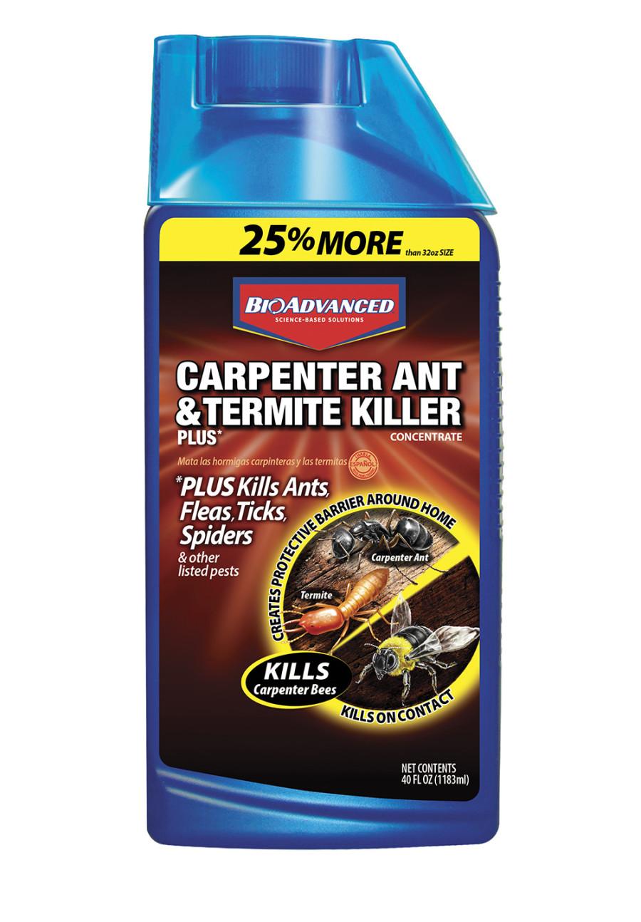 BioAdvanced Carpenter Ant & Termite Killer Concentrate 8ea/40 oz
