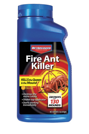 BioAdvanced Fire Ant Killer Dust 8ea/16 oz