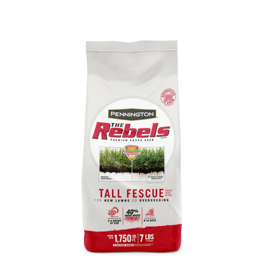 Pennington The Rebels Tall Fescue Grass Seed Mix 4ea/7 lb