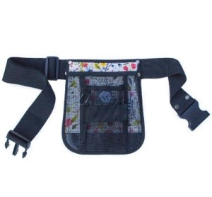 Womanswork Garden of Paradise Hip Holster Black 6ea/One Size