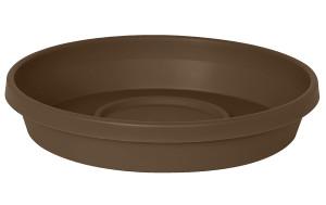 Bloem Terra Saucer Chocolate 10ea/20 in