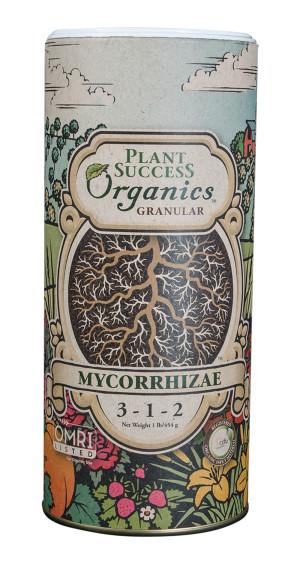 Plant Revolution Plant Success Organic Granular Fertilizer Mycorrhizae