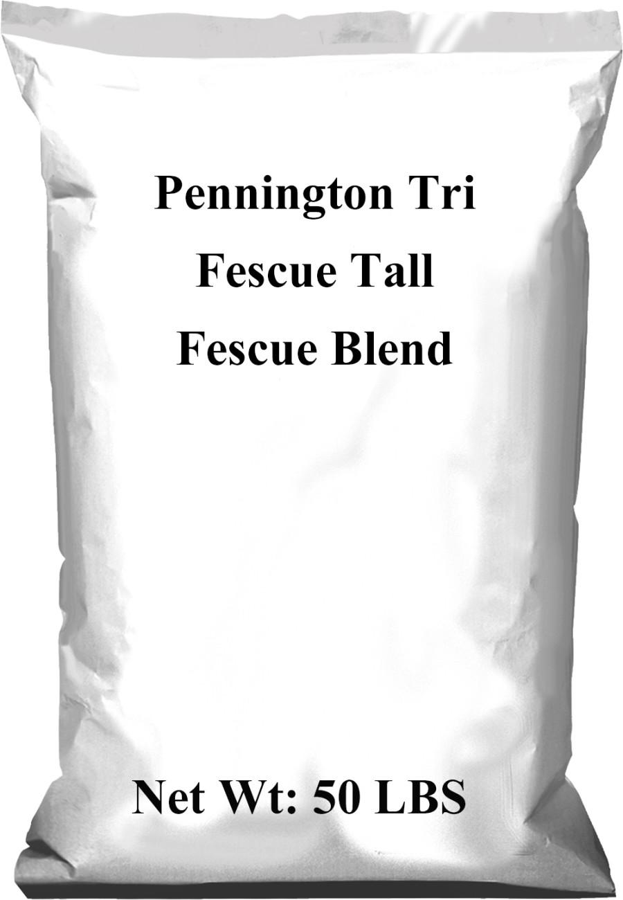 Pennington Tri Fescue Tall Fescue Blend 1ea/50 lb