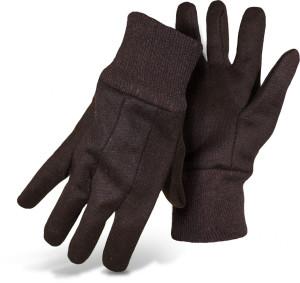 Boss Jersey Regular Weight Glove Brown 12ea/Small