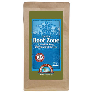 Down To Earth Root Zone Soluble Mycorrhizal Fungi Organic 6ea/1 lb