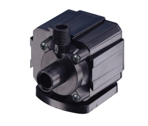 Danner Pondmaster Pond-Mag Magnetic Drive Water Pump Black 6ea/700 GPH, 18Ft Cord