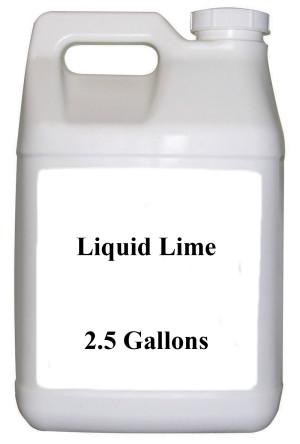 Cal Flo Liquid Lime 1ea/2.5 gal