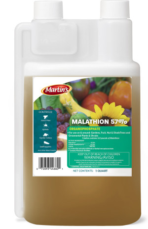 Control Solutions 57% Malathion Insecticide Concentrate 12ea/32 fl oz