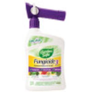 Garden Safe Fungicide 3-in-1 Ready To Spray 4ea/28 fl oz