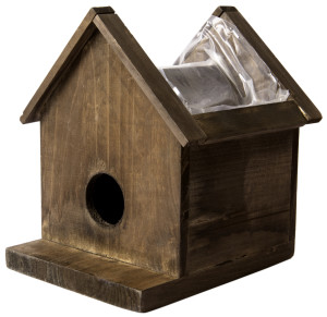 Supermoss Plantable Birdhouse Jade 6ea/Large