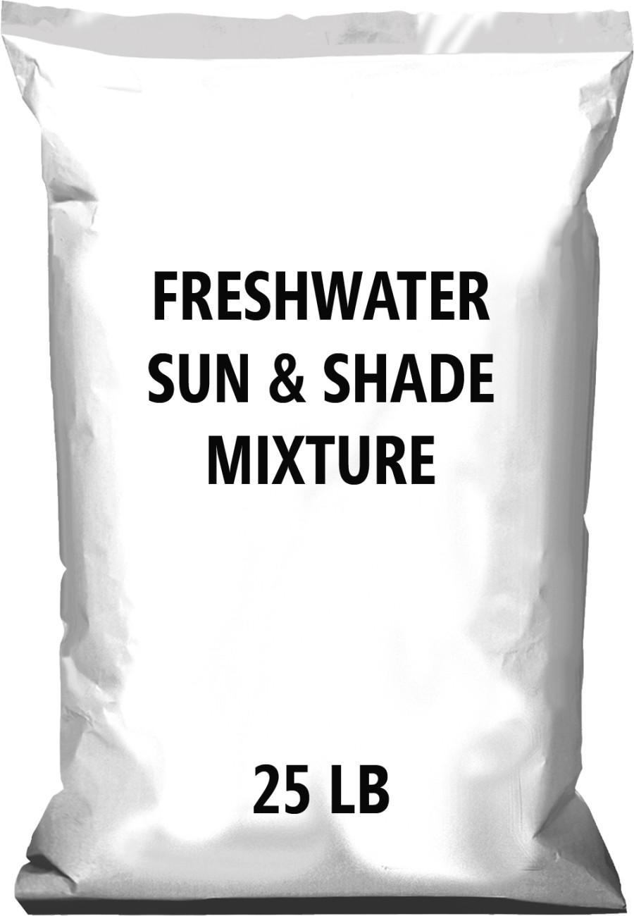 Pennington Freshwater Sun & Shade Mixture 1ea/25 lb