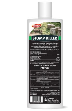 Control Solutions Martins Stump Killer Ready to Use 6ea/1 qt
