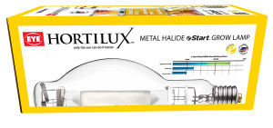 Hortilux Metal Halide e-Start Grow Lamp 12ea/1000 W