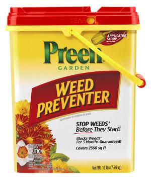 Preen Garden Weed Preventer 1ea/16 lb