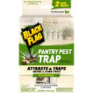 Black Flag Pantry Pest Glue Trap 1ea/2 pk