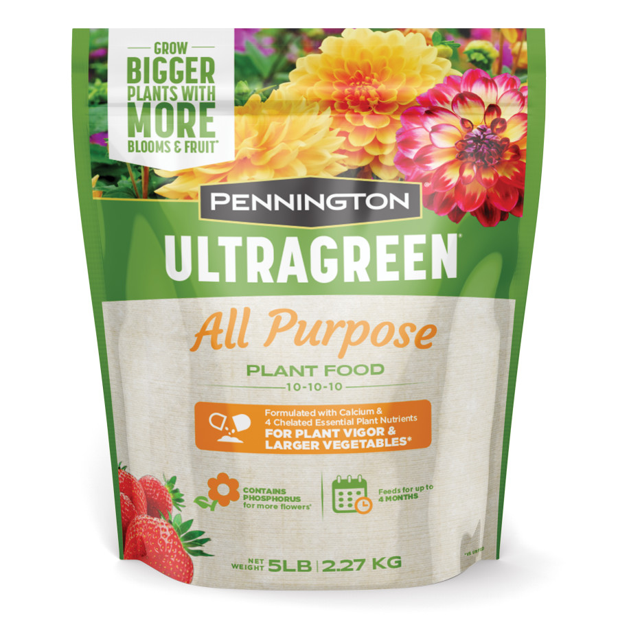 Pennington UltraGreen All Purpose Plant Fertlizer 9ea/5 lb
