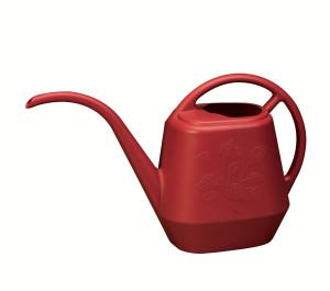 Bloem Aqua Rite Watering Can Burnt Red 12ea/56 oz