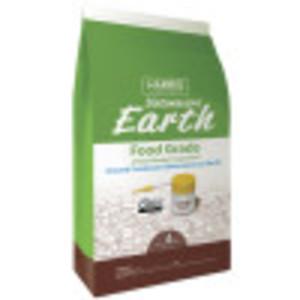 Harris Diatomaceous Earth Food Grade Floor Display 1ea/8 oz, 2 lb, 4 lb, 10.5 lb