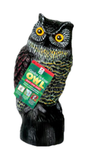 Easy Gardener Garden Defense Owl Multi-Color 6ea/18 in