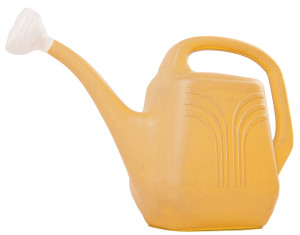 Bloem Classic Watering Can Earthy Yellow 12ea/2 gal